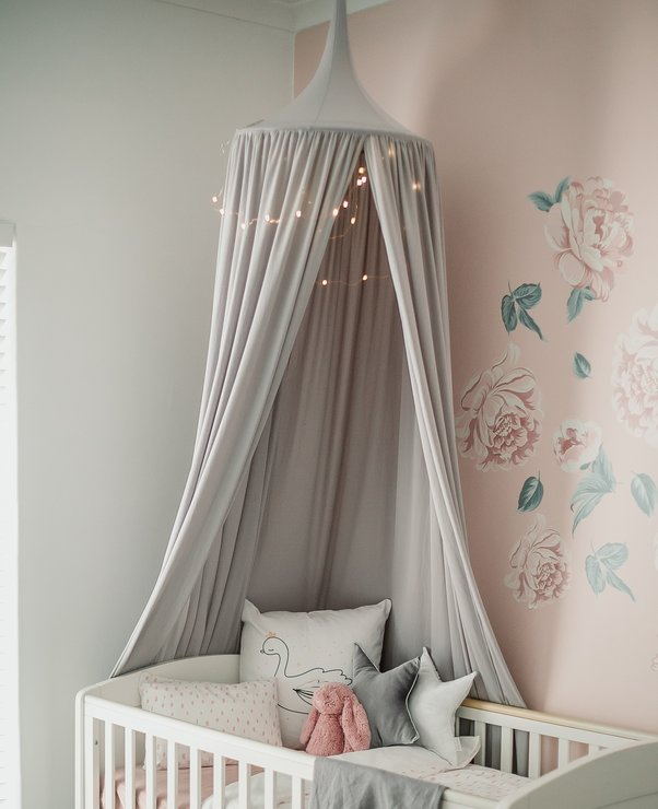 Hanging Tent Canopy - Dove Grey by Moo Cachoo & Hanging Tent Canopy - Dove Grey | Hello Pretty. Buy design.