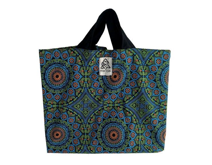 Carry-all Bag - Mandala by Manjai