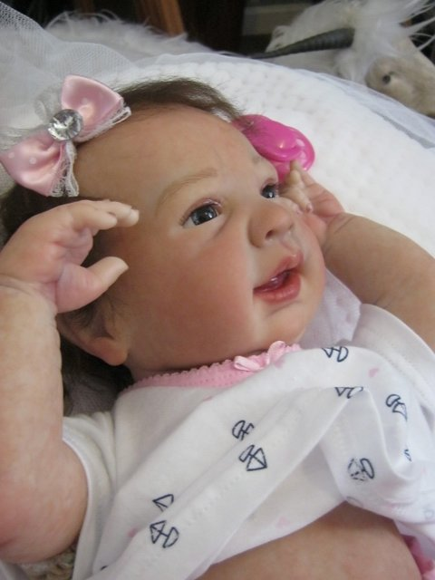 Reborn Doll Ginger by Lasting Expressions Doll Creations