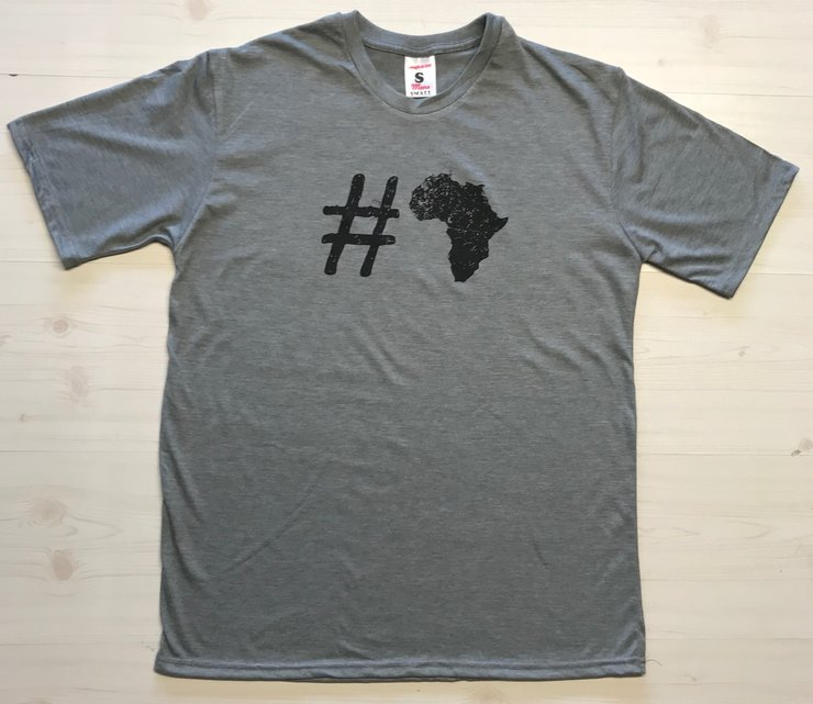 #Africa (Mens) by Laugh it Off