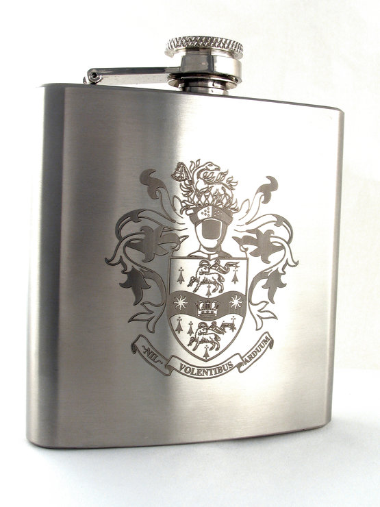 Hip Flask by Lazer Options
