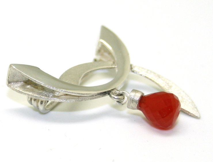 Single Ray Ring by Edel Designer Jewellery