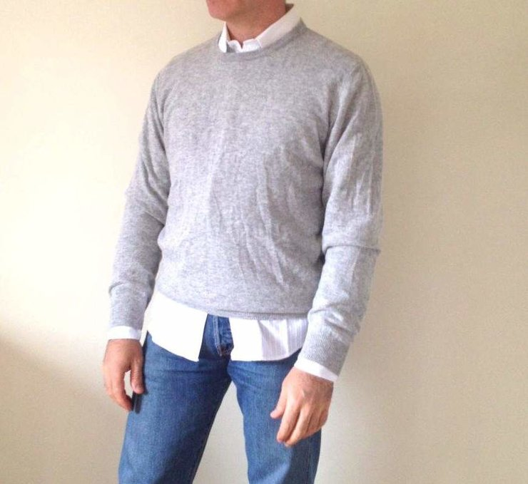 High quality import men 39 s crew cut jersey pullover in for J bathrooms westcliff