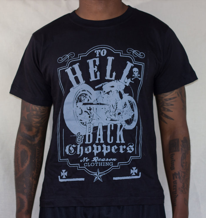 To Hell and Back by No Reason Clothing