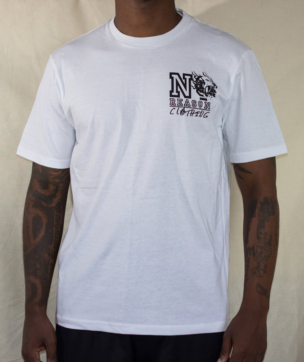 No Reason logo-pocket by No Reason Clothing
