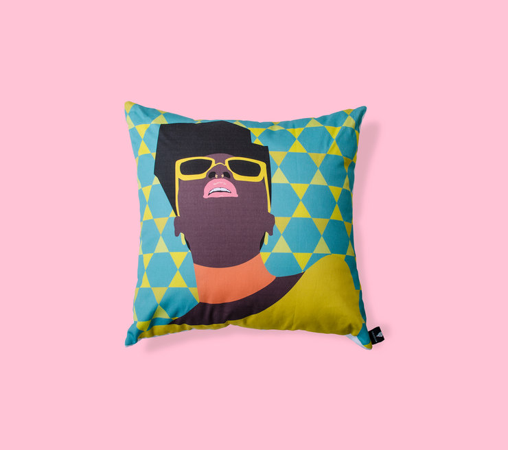 Naledi scatter cushion by Lulasclan