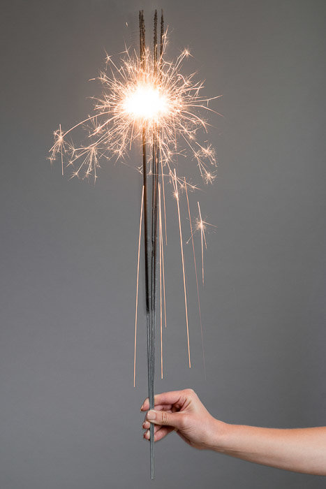 Sparklers - 70cm Extra Long (40 Per Pack) by JCclick Shop