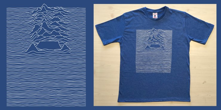 Joy Division (Unisex) by Laugh it Off