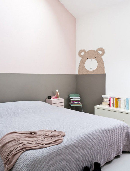 Cute Pencil Bear  by That Little Decor Company