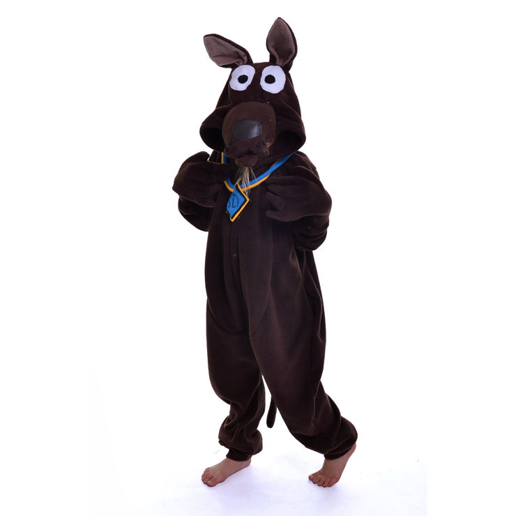 e503ed3a4f74 Kids Animal Onesie - Scooby Doo inspired (Jumpsuit