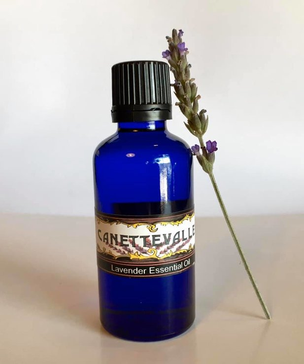 Canettevallei Lavender Essential oil 50ml by Canettevallei Lavender