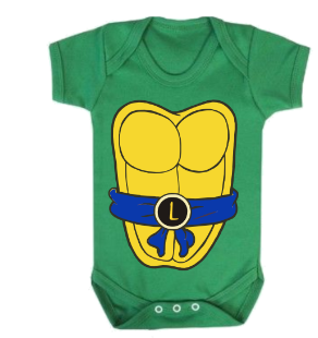 Leo Baby grow by Qtees Africa (Pty)Ltd