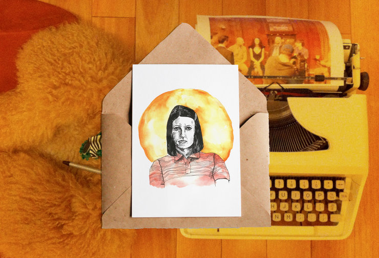 Wes Anderson Stationery Pack by Mermaids & Monsters