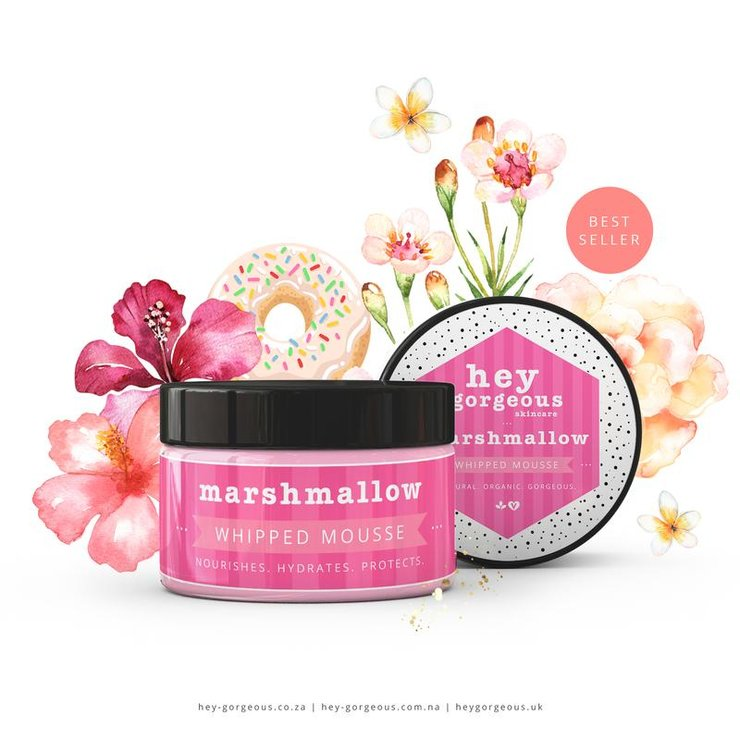 Marshmallow Whipped Body Mousse by Hey Gorgeous