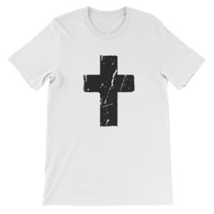 Adult shirt - Cross by Raising Arrows