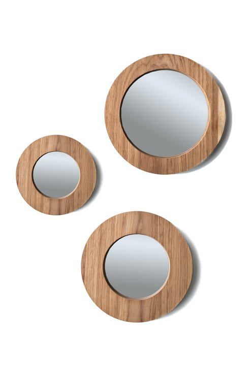 Mini Mirrors - Medium by Native Decor