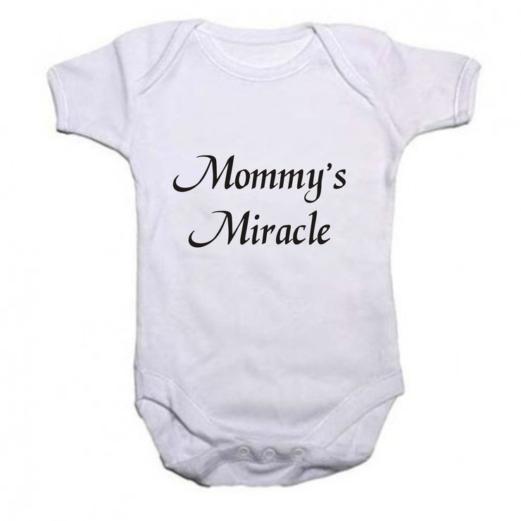 Mommy's miracle baby grow by Qtees Africa (Pty)Ltd