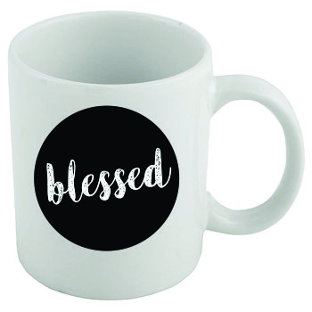 Coffee mug - Blessed by Raising Arrows