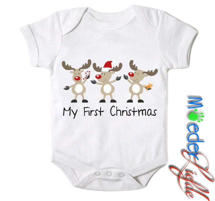 My First Christmas.My First Christmas