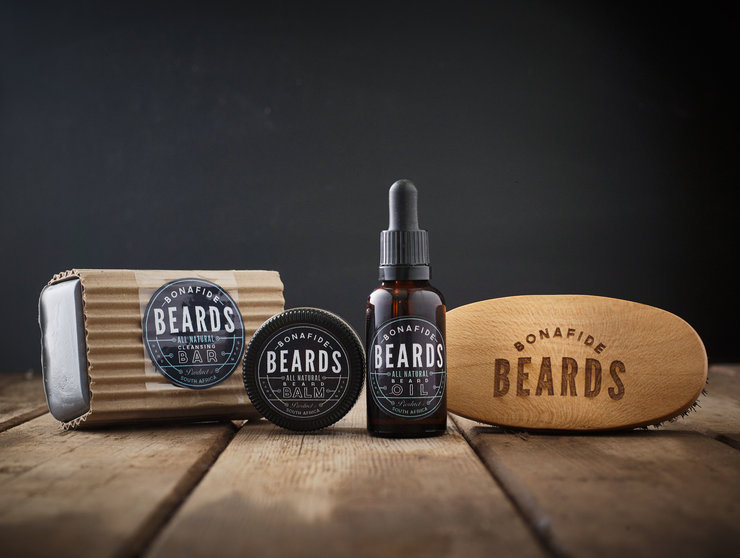 Beard Grooming Startup Pack by Bonafide Beards