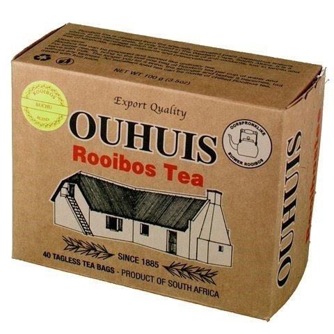 OUHUIS BUCHU AND ROOIBOS BLEND by Fickle Fanatics