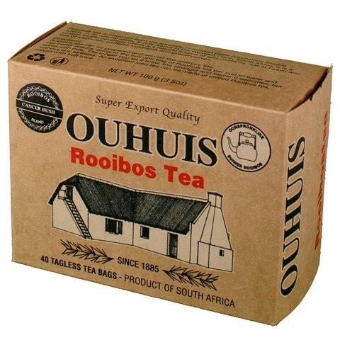 OUHUIS CANCERBUSH AND ROOIBOS BLEND by Fickle Fanatics