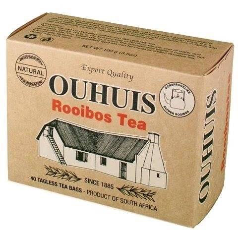 OUHUIS NATURAL ROOIBOS by Fickle Fanatics