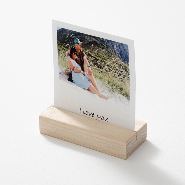 Single Photo Block by Timeframes Printing