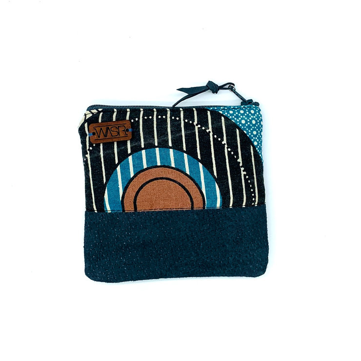 Tchomini coin-purse Sphere by We All Share Roots