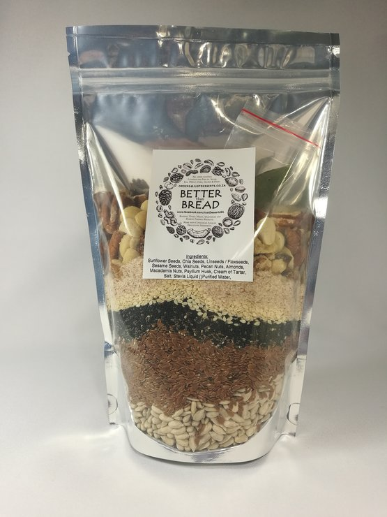 BTB Health Premix: Nuts & Seeds Loaf  by Better Than Bread