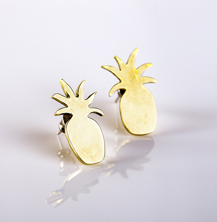 FRUITSALAD - Pineapple by Miss H Jewellery Design