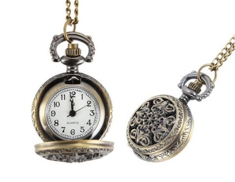 Pocket Watch  by Creations de Splendeur