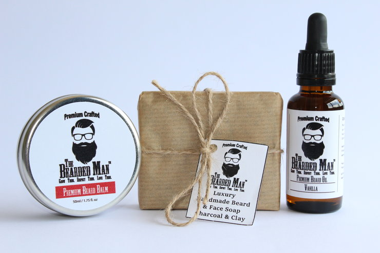 Premium Starter Kit by The Bearded Man SA