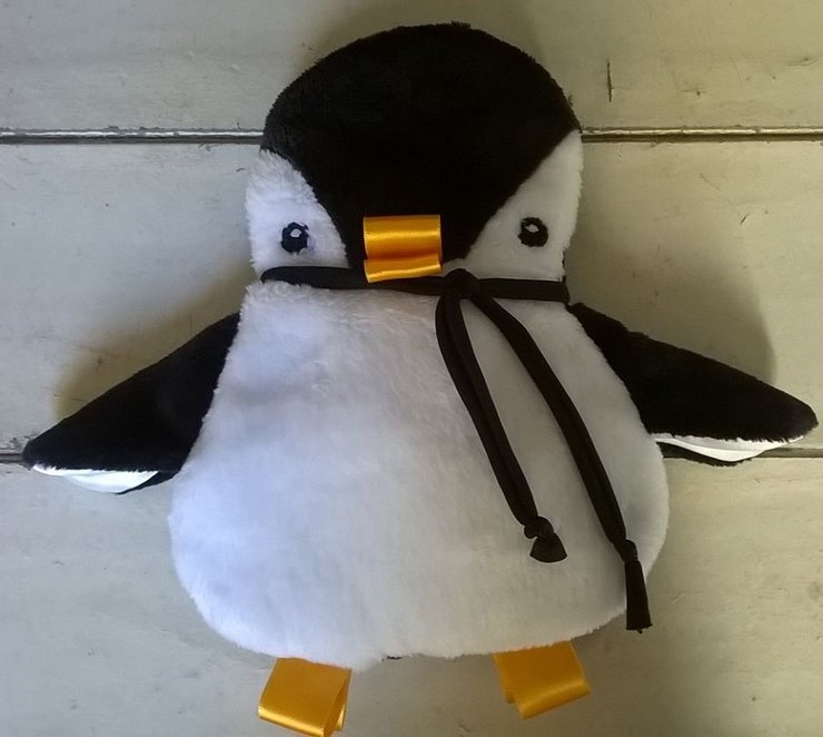 Punky the Penguin by Bubs for Babes