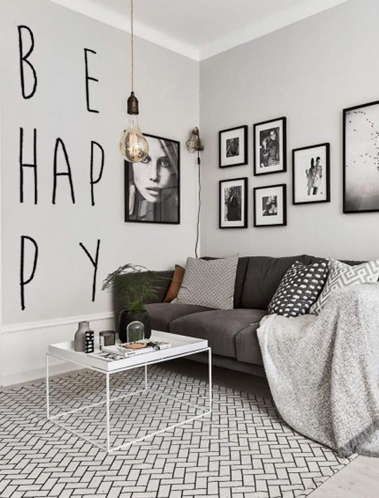 Be Happy by That Little Decor Company