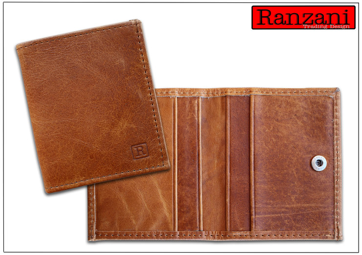 Ranzani Leather Wallet by Ranzani Design
