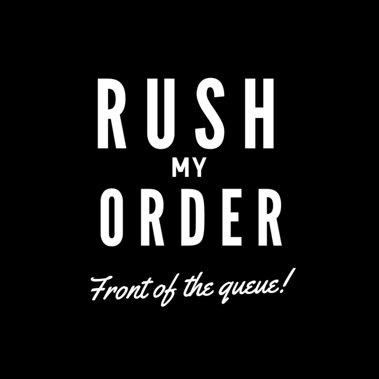 RUSH ORDER UPGRADE by Little Lion Cub Studio