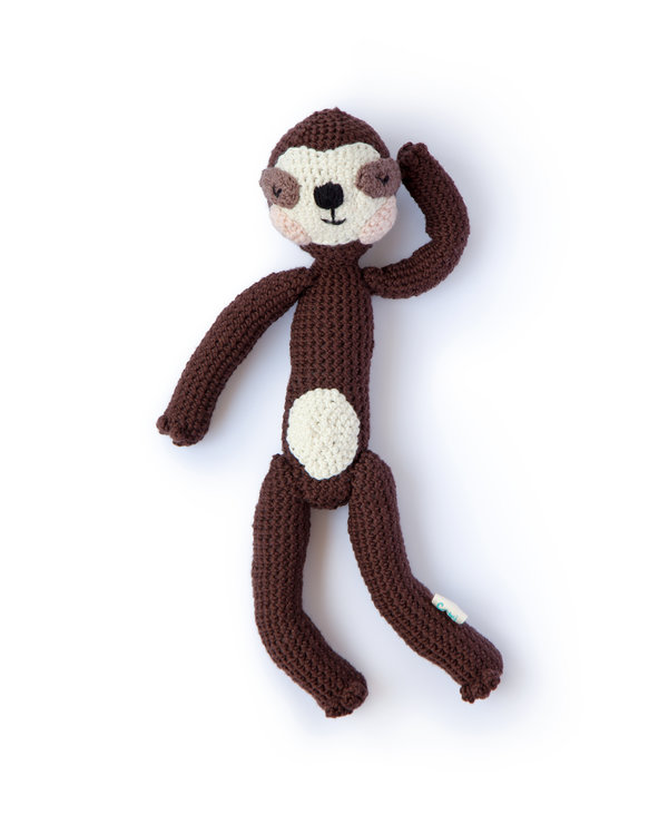 """Little Merino Collection"" Sam Sloth by Cawi Kids & Co."