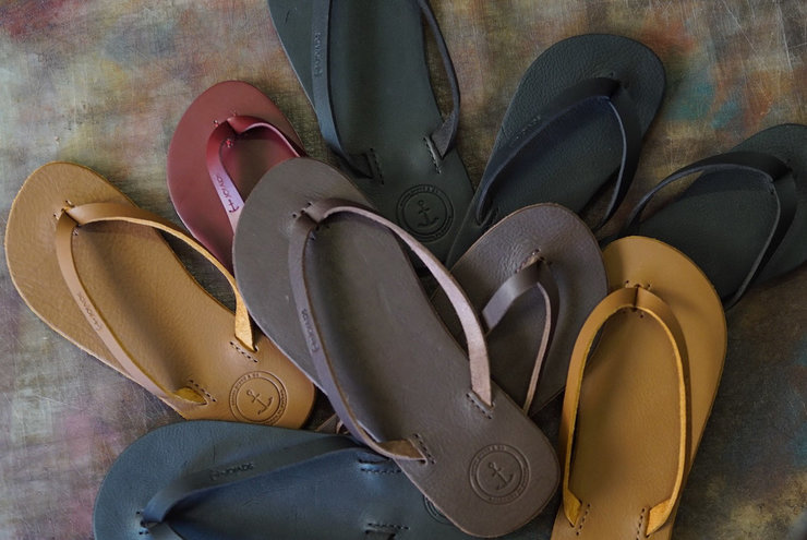 Savior Sandals by Savior Brand Co