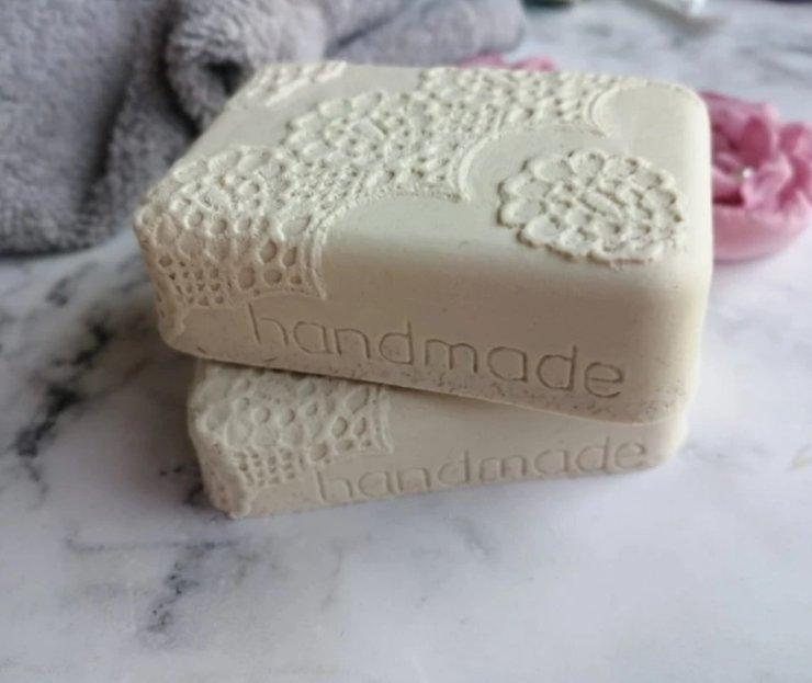 Calming Chamomile Handcrafted Soap by Finesse Studio