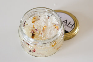 Salt Scrub by SELAH Natural Products