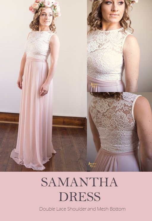 SAMANTHA DRESS by VERLIEF PTY Ltd