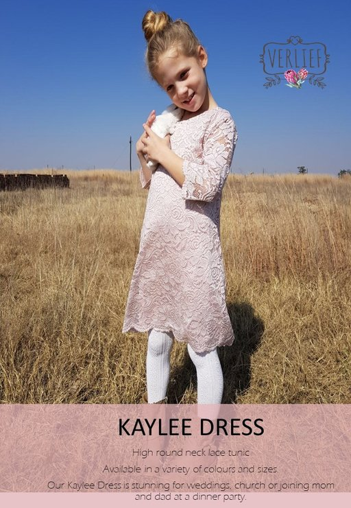 KAYLEE DRESS by VERLIEF PTY Ltd