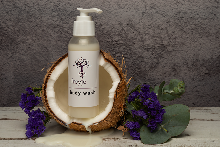 Body Wash - 500ml  by Freyja Naturals