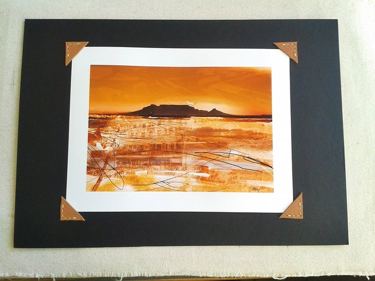 Photography Art Print | Table Mountain Journal by  ImPrintable | Art