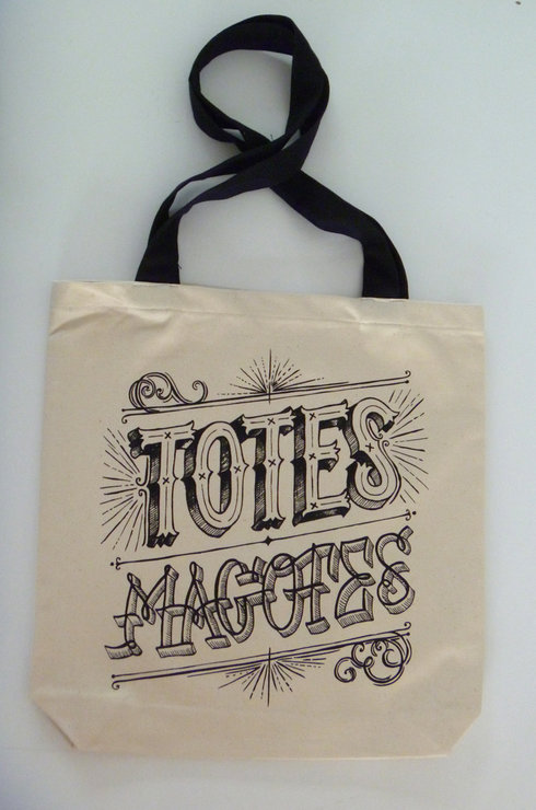 Quot Totes Magotes Quot Tote Bag Hello Pretty Buy Design