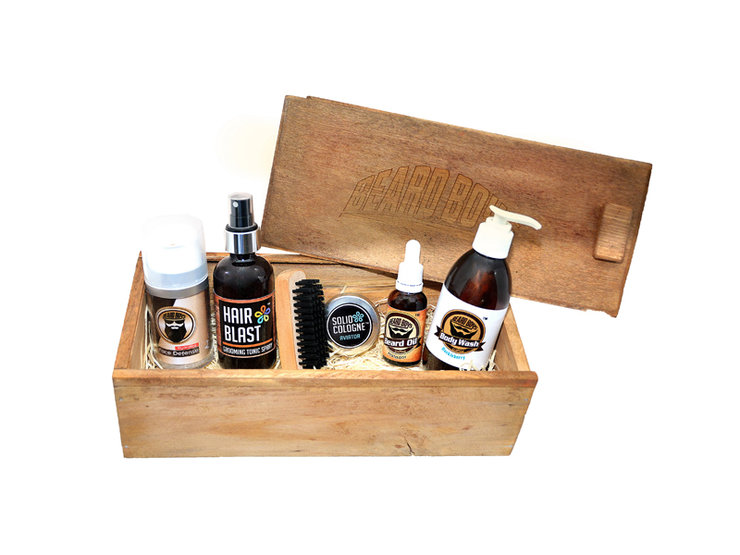 Ultimate Grooming Kit by Beard Boys