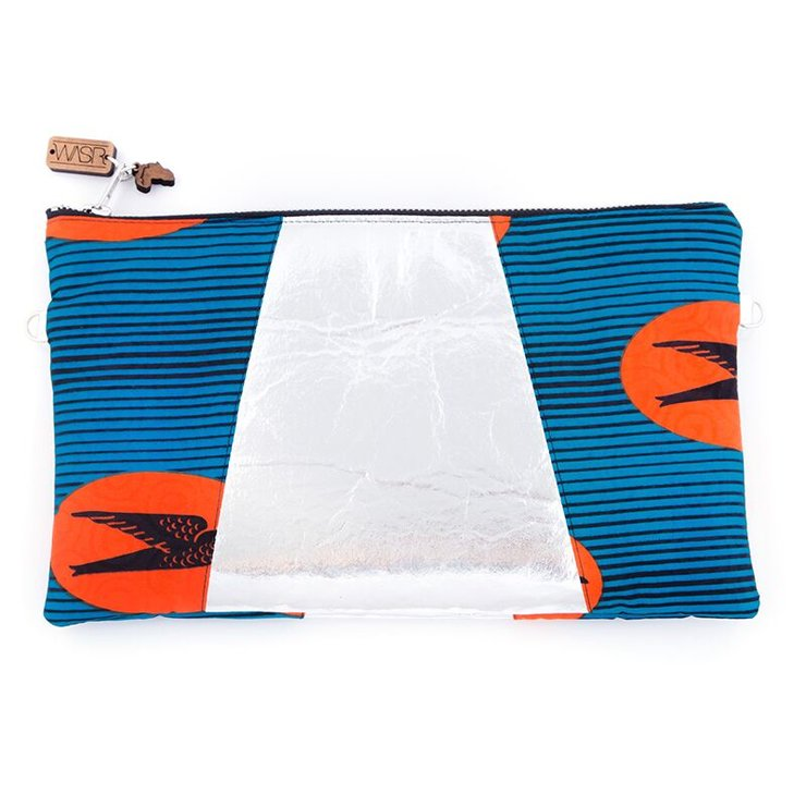 Clutch Bag 100% Vegan. IPANAPULA - Albertina S by We All Share Roots