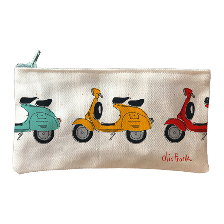 Vespa pencil bag by oli+frank