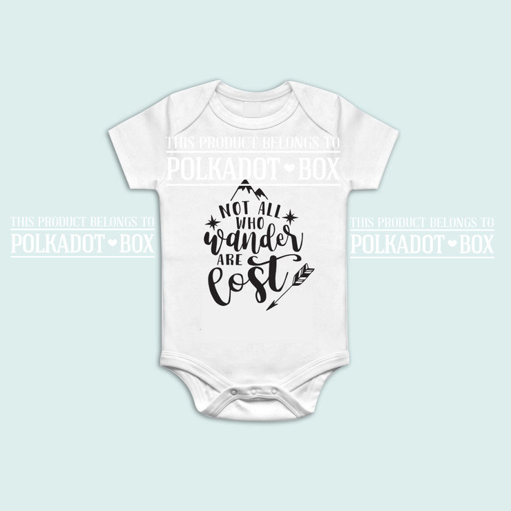 Wander Onesie by Polkadot Box